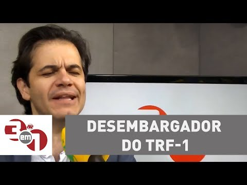 Desembargador Do TRF-1 Critica Sérgio Moro