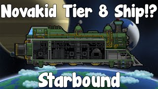 Novakid Tier 8 Ship!? - Starbound Guide , Nightly Build