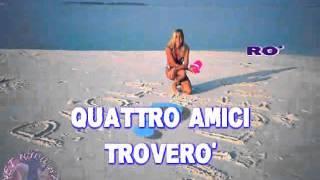 Lucio Battisti - Acqua azzurra acqua chiara (new arrangiamento) (karaoke - fair use)