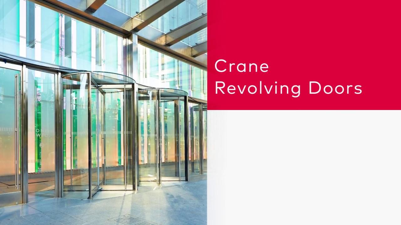 Crane 4000 Series – The All Glass Door