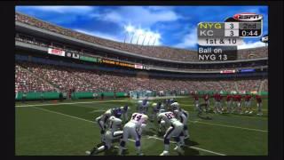 1986 New York Giants  VS 1969 Kansas City Chiefs: Part 2 of 4