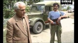 Чеченский капкан 1 серия. Заговор