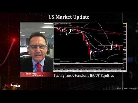Easing trade tensions lift US Equities | 11 December 2018