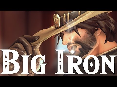 Big Iron Cover - Roux Bedrosian and Evan Wallach