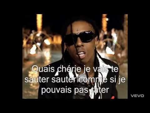 Lil Wayne Lollipop Ft Static Traduction En Francais Youtube