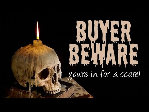 Buyer Beware, You're In For A Scare! Review on Fiend Boutique, Psyclops Carnival, and Six Feet Deep!