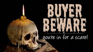 buyer beware you re in for a scare review on fiend boutique psyclops carnival and six feet deep