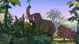 The Jungle Book - Colonel Hathi