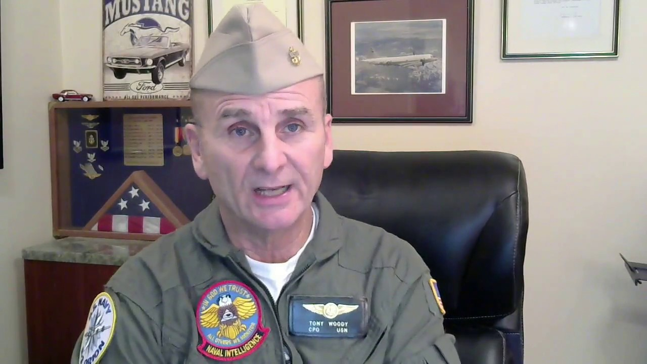 Vet NDEs & their After Effects, (Ret)) CPO Navy Tony Woody