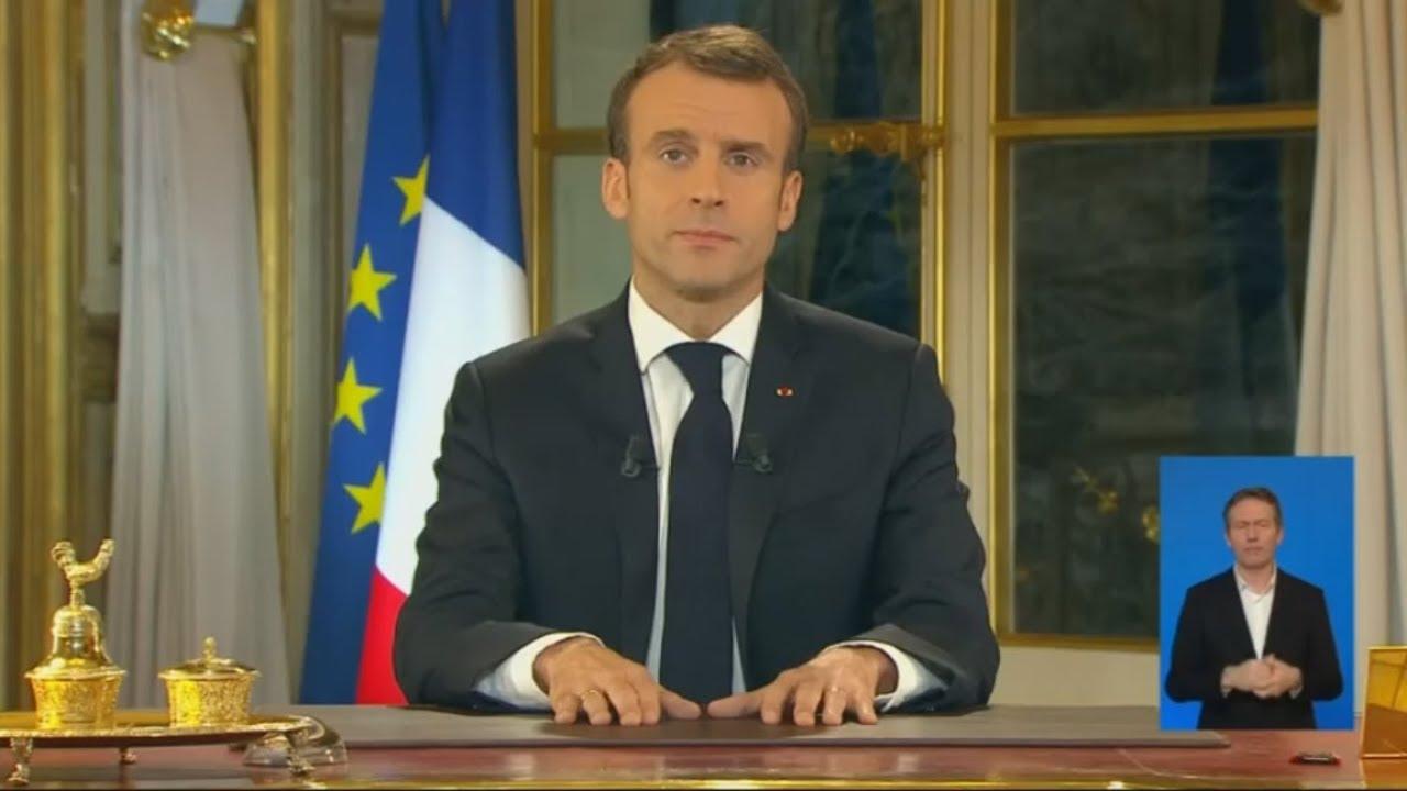 Gelbwesten zwingen Macron zur Demut