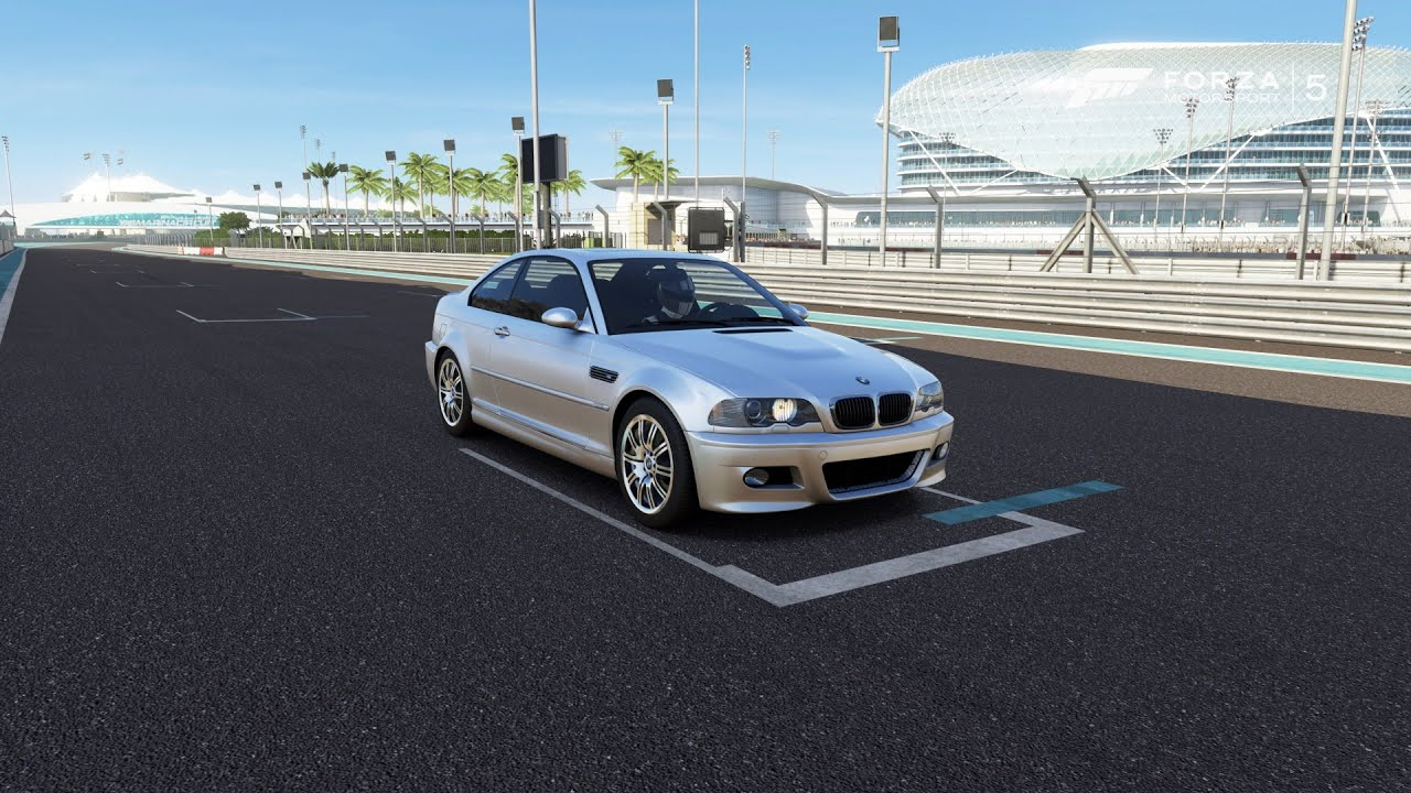 Forza Motorsport 5 Bmw E46 M3 2005 Test Drive
