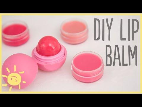 Tuto : réaliser un baume à lèvres soi-même