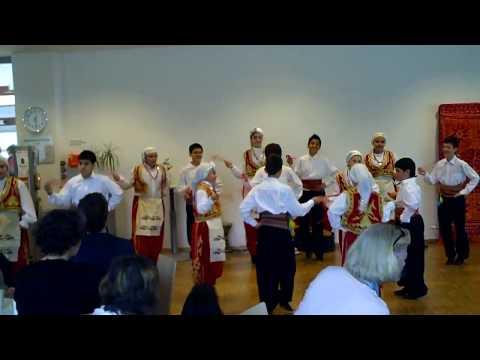 Turkuaz Heidelberg Kindergruppe bei Brunch Global am 10-05-09