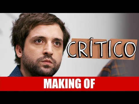 Crítico – Making Of