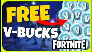 Cómo ganar V-Bucks GRATIS en FORTNITE (PS4/PC/XONE)