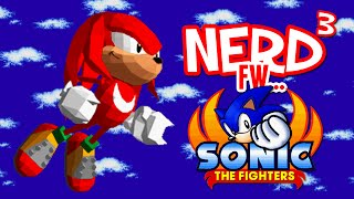 Nerd³ FW - Sonic the Fighters