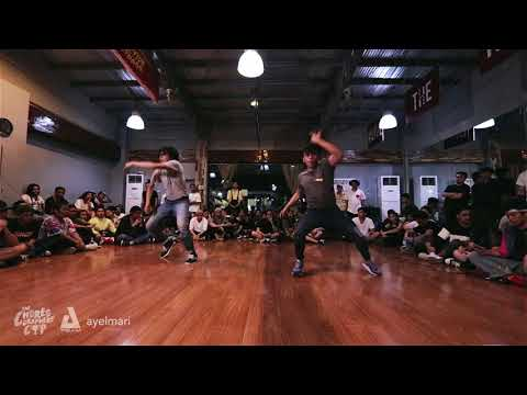 Gian Leynes | Choreographers Cup 2018 [ @AyelMari | #ChoreoCup2018