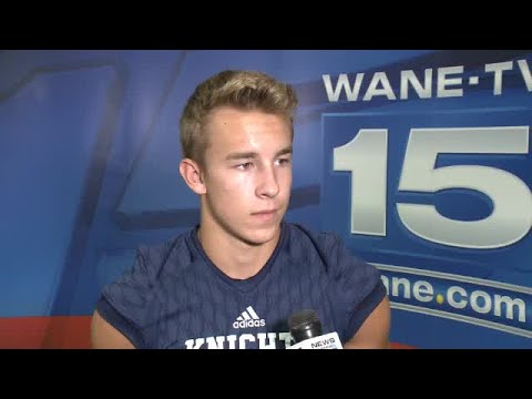 Norwell's Carson Ringer, Joe Taylor, Kyle Patrick, Kyle Kenschen and Josh Gerber full interview at m