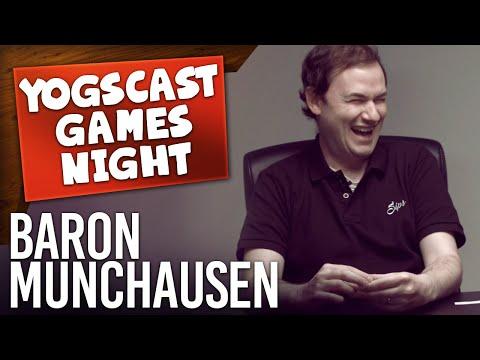 FLYING FART RUG - Baron Munchausen - Games Night