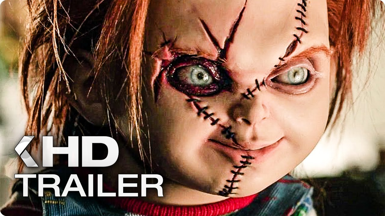 Download CULT OF CHUCKY Trailer (2017)