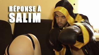 Réponse à Salim... dans quelques jours!