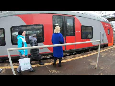 Провоз фэтбайка  из  Солнечногорска до Твери и обратно на Ласточке. 29 марта  2019 года.