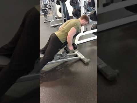 A method of that guarantees to add weight to your bench