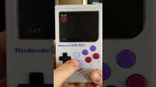 Gameboy zero + attract mode frontend