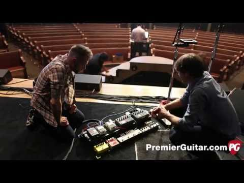 Rig Rundown - Death Cab for Cutie's Ben Gibbard and Nick Harmer