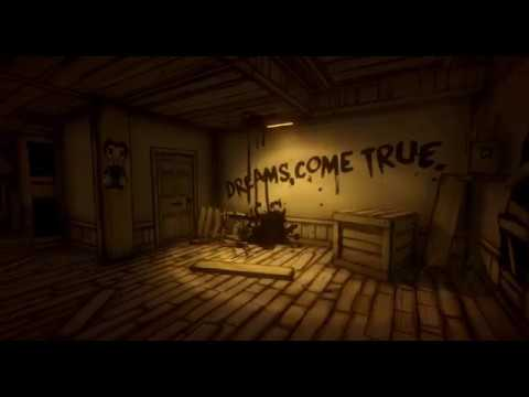 Bendy and the Ink Machine Level Walk - Bendy and the Ink Machine Level Walk