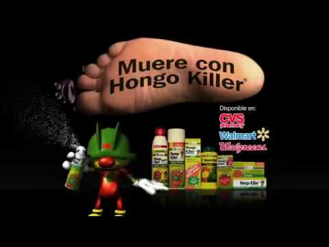 Hongo Killer | Anti-Fungal Foot Solution