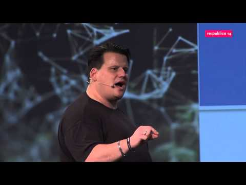 re:publica 2014 - Richard Kastelein: The new gatekeeper... on YouTube