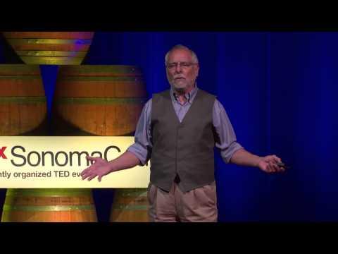 Flying Carpets of Ebony Silk: Robert Rubin at TEDxSonomaCounty