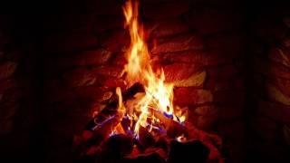 fireplace screen saver