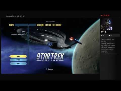 Midnight Gaming: Star Trek Online