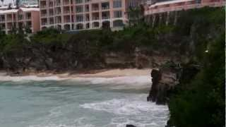 Hurricane Rafael Approaches The Reefs, Bermuda Thumbnail