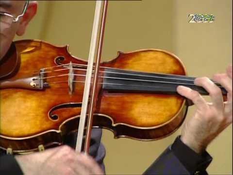 The Entertainer - Scott Joplin Marco Lo Russo accordion Guido Felizzi violin TV2000
