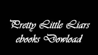 All Pretty Little Liars Books Download ;)