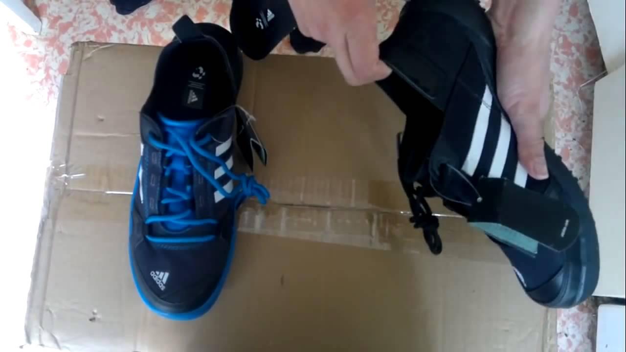 Видео обзор Кроссовки Adidas daroga Clima Cool - YouTube