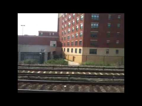 Riding A Bombardier M7A From Marble Hill To Croton Harmon Part 1 Hudson Lin Metro North