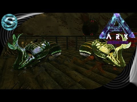 FINDING OIL & METAL!!! Ep 5 - ARK ABERRATION