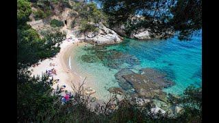 Costa Brava Hike - Sant Antoni de Calonge to Platja D'Aro #costabrava #travelandetcetra