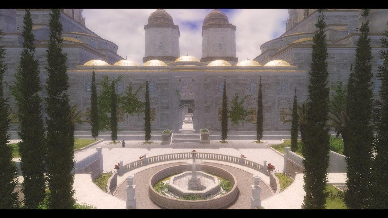 Skyrim Mod: World of Rudra - Egyptian part 1