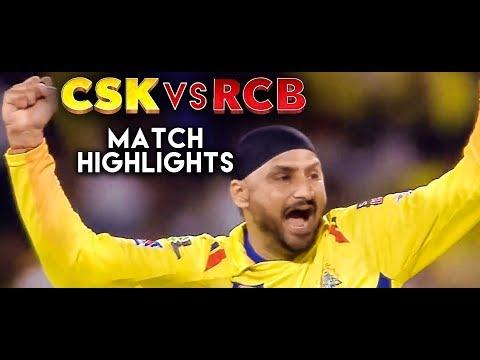 IPL 2019: CSK vs RCB Match 1 Highlights thumbnail