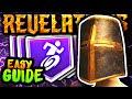 REVELATIONS EASTER EGGS: KNIGHT HAT GUIDE (PURPLE STAMINUP TUTORIAL & KNIGHT HELMET WALKTHROUGH)