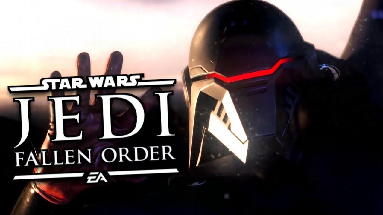 STAR WARS: JEDI FALLEN ORDER - TODO lo QUE TIENES QUE SABER thumbnail