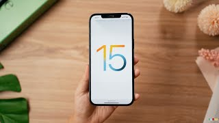 iOS 15 มีอะไรใหม่ ?   15 Tİps & Tricks อัปแล้วต้องลอง !!!