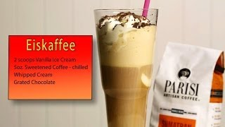 Recipe: How to make an Eiskaffee