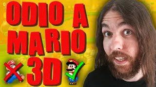 SUPER MARIO MAKER 2 | MARIO3D NO DEBERIA EXISTIR