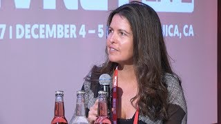 BevNET Live Winter 2017 - Livestream Lounge with Felicia Vieira of Crafted Cocktails